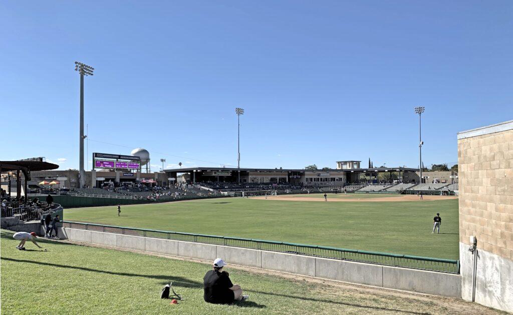 Stockton-Ports-outfield